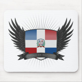 DOMINICAN_REPUBLIC MOUSE PAD