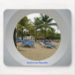 Dominican Republic Mousepad