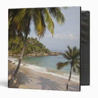 Dominican Republic, North Coast, Abreu, Playa 3 3 Ring Binder