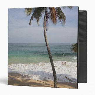 Dominican Republic, North Coast, Abreu, Playa 4 Vinyl Binders