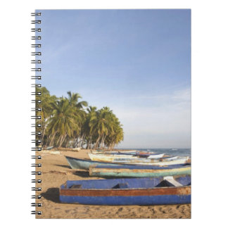 Dominican Republic, North Coast, Nagua, Playa Notebook