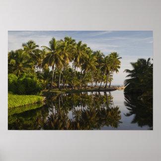 Dominican Republic, North Coast, Nagua, Playa Poster