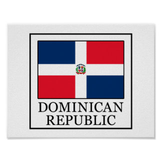 Dominican Republic Poster