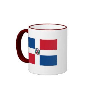 dominican republic ringer mug