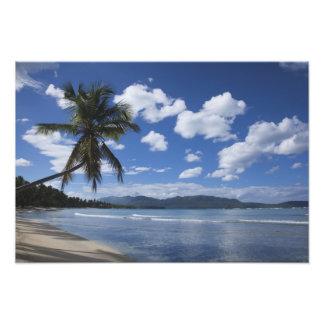 Dominican Republic, Samana Peninsula, Las 4 Photo Print