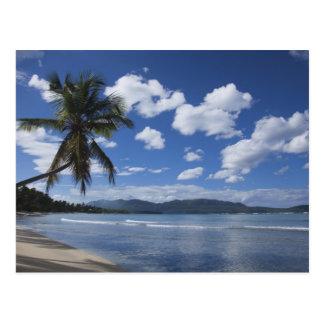 Dominican Republic, Samana Peninsula, Las 4 Postcard