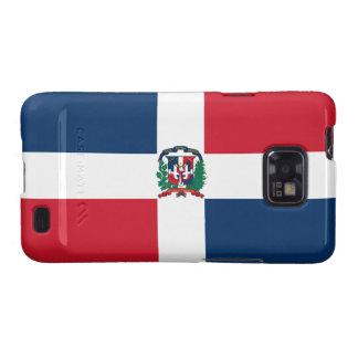 Dominican Republic Samsung Galaxy Case Galaxy SII Covers