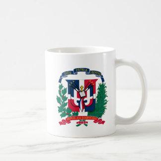 Dominican Republic Shield Coffee Mug