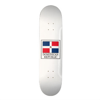 Dominican Republic Skateboard Deck