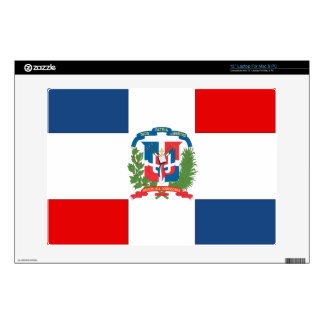 """Dominican Republic Skins For 13"""" Laptops"""