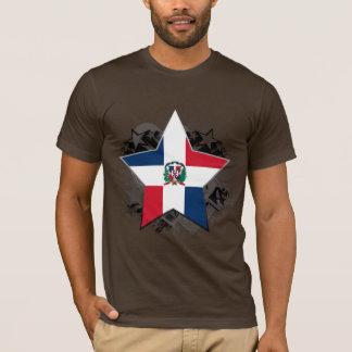 Dominican Republic Star T-Shirt