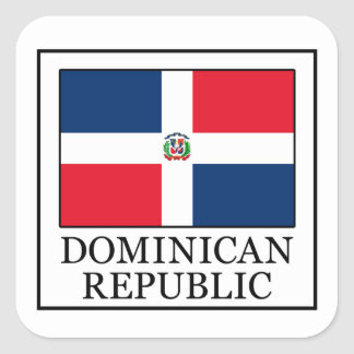 Dominican Republic sticker