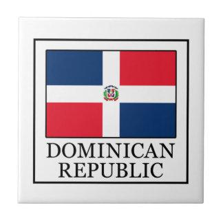 Dominican Republic Tile