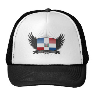 DOMINICAN_REPUBLIC TRUCKER HAT