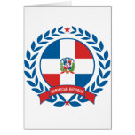 Dominican Republic Wreath Cards