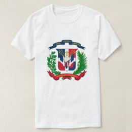 Dominican Republic's Coat of Arms T-shirt