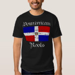 Dominican Roots Tee Shirts