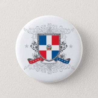 Dominican Shield Button