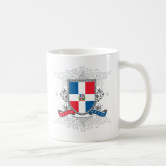 Dominican Shield Coffee Mug