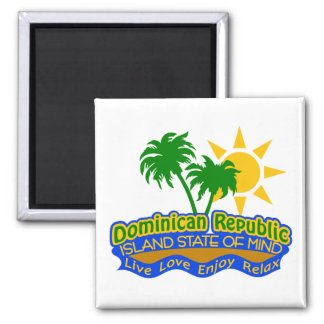Dominican State of Mind magnet