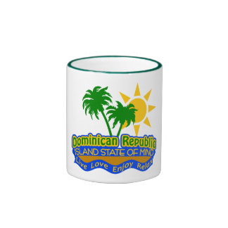 Dominican State of Mind mug - choose style