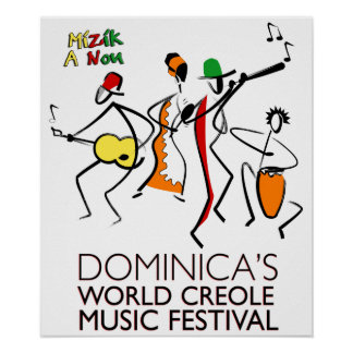 Dominica's WCMF Poster