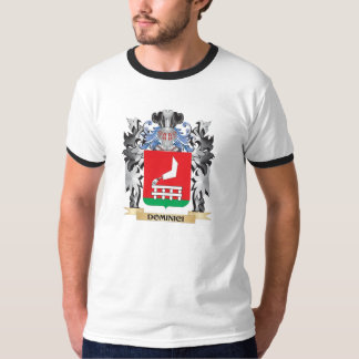Dominici Coat of Arms - Family Crest T-shirts