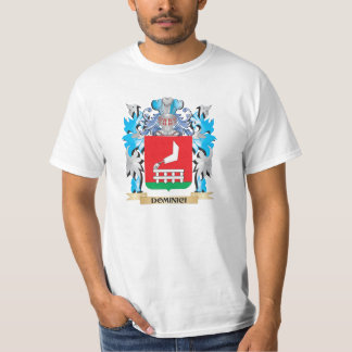 Dominici Coat of Arms - Family Crest Tees