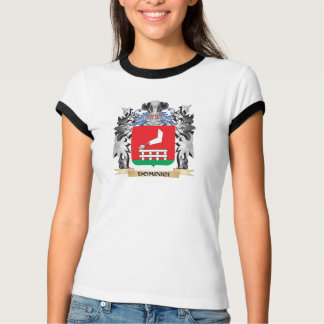 Dominici Coat of Arms - Family Crest Tshirt