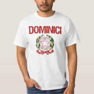 Dominici Italian Surname T-shirt