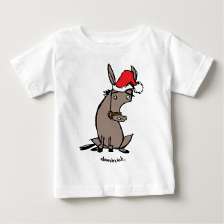 Dominick the Donkey Baby T-Shirt