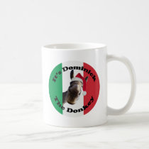 dominick the donkey coffee mug