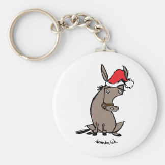 Dominick the Donkey Keychains