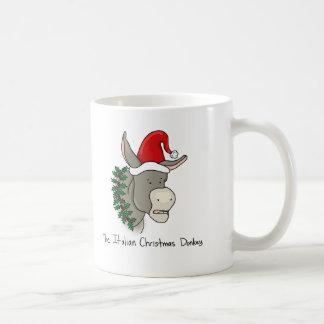 Dominick the Italian Christmas Donkey Coffee Mug