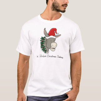 Dominick the Italian Christmas Donkey T-Shirt