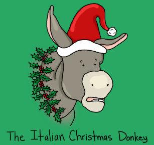 dominick the italian christmas donkey t shirt - Dominick The Italian Christmas Donkey