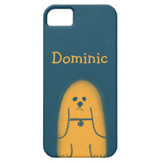 Dominic's Dog iPhone 5 Cover