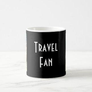 Dominion Line Passenger Ship Vintage Travel Classic White Coffee Mug