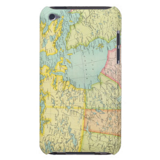 Dominion of Canada political iPod Touch Case-Mate Case