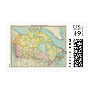 Dominion of Canada political Postage