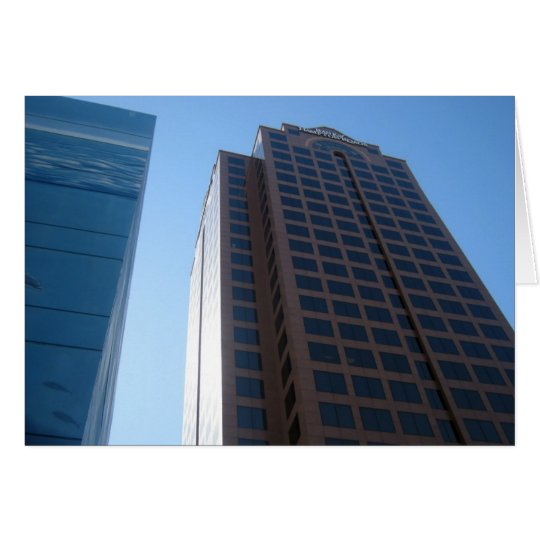 Dominion Towers, Norfolk, VA Card