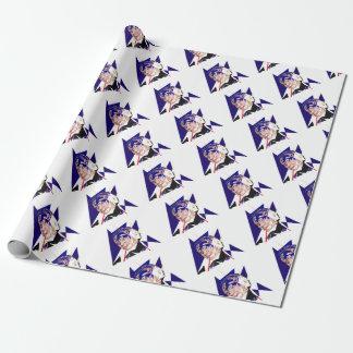 Dominique de Villepin Wrapping Paper