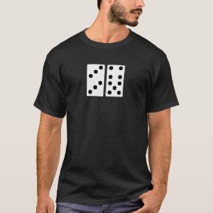 14e56d86 Domino T-Shirts - T-Shirt Design & Printing | Zazzle