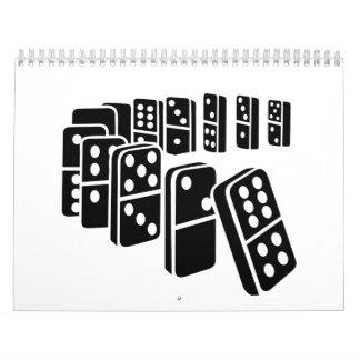 Domino Calendar