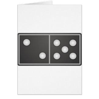 Domino Card