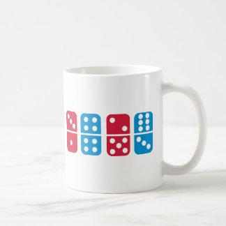 Domino Coffee Mugs