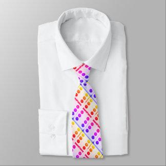 Domino colors tie