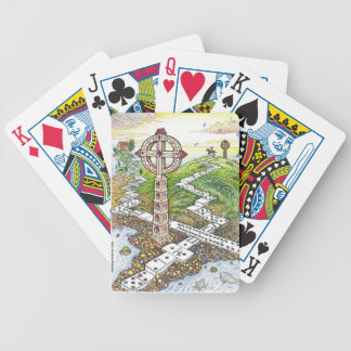 Domino Crosses Deck Bicycle Playing Cards