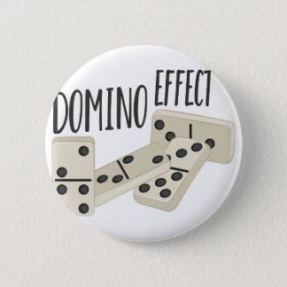 Domino Effect Pinback Button