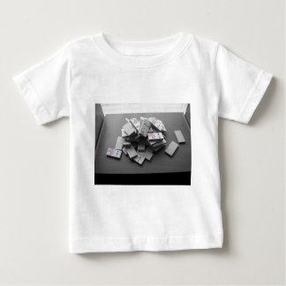 Domino Fraction Baby T-Shirt